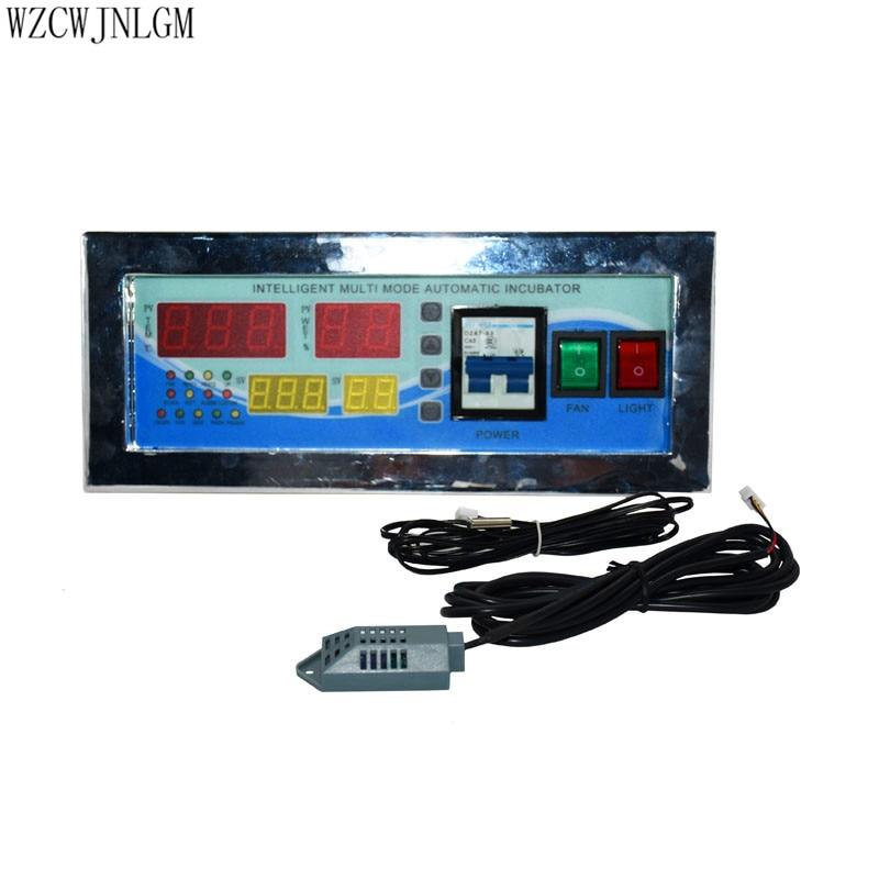 XM 18E full automatic egg incubator temperature humidity controller egg incubator digital controller for 1set