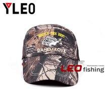 цена на YLEO  Fishing Cap Hat Men Outdoor Sports  Baseball Golf Hunting Black Red Khaki