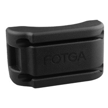 все цены на FOTGA Camera Shoulder Support Pad Stabilizer for 15mm Rod Support Rail System Camera DSLR DP3000 Light Steady Shoulder Pad онлайн