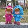 22-28cm New Masha and Bear Toys Lovely Russian Masha Doll Plush Toys Kids Toys Brinquedos Christmas Gifts