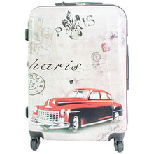 YISHIDUN 20″ 24″28 inch classic Color pictures Trolley suitcase luggagebag/Pull Rod trunk/traveller case box with spinner wheels