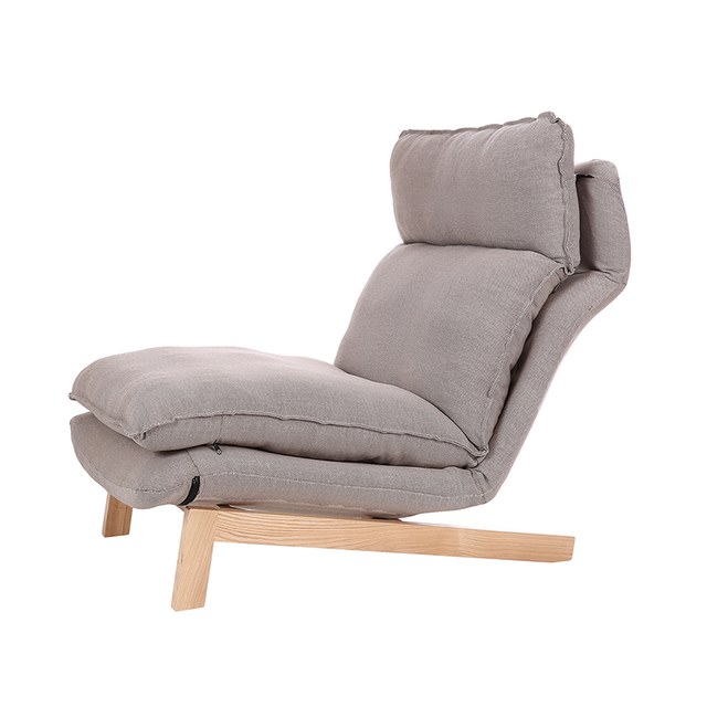 AuBergewohnlich Boden Faltbare Sofa Stuhl Moderne Stoff Japanische Sofa Möbel Armless  Lounge Liege Wohnzimmer Gelegentliche Akzent Stuhl