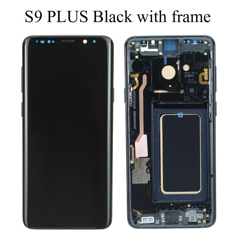 S9 Plus Black Frame