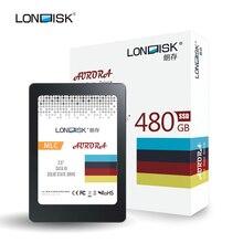 LONDISK SSD SATA3 2,5-дюймовый 480 ГБ встроенный твердотельный накопитель HDD Жесткий диск Дисковод SSD для портативного компьютера ПК
