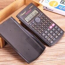 Scientific Calculator 2-Line-Display Multi-Function Office Digital School Handheld LCD