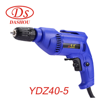 DS Multi-function Hand-held Electric Drill Positive And Negative Speed Control Household Mini Tool
