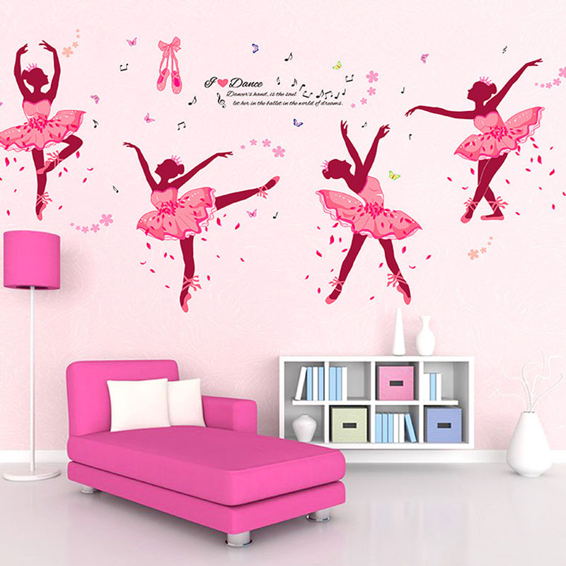 Baby Room Wall Art Stencils