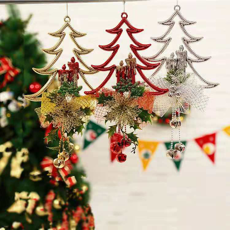 Christmas Decorations In Shopping Malls: Christmas Decorations, Christmas Tree Ornaments, Bells