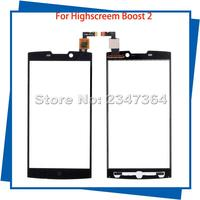 For Highscreen Boost 2 Touch Screen 5inch Mobile Phone Panel Digitizer Assembly High Quality Mobile Phone With Touch Panel