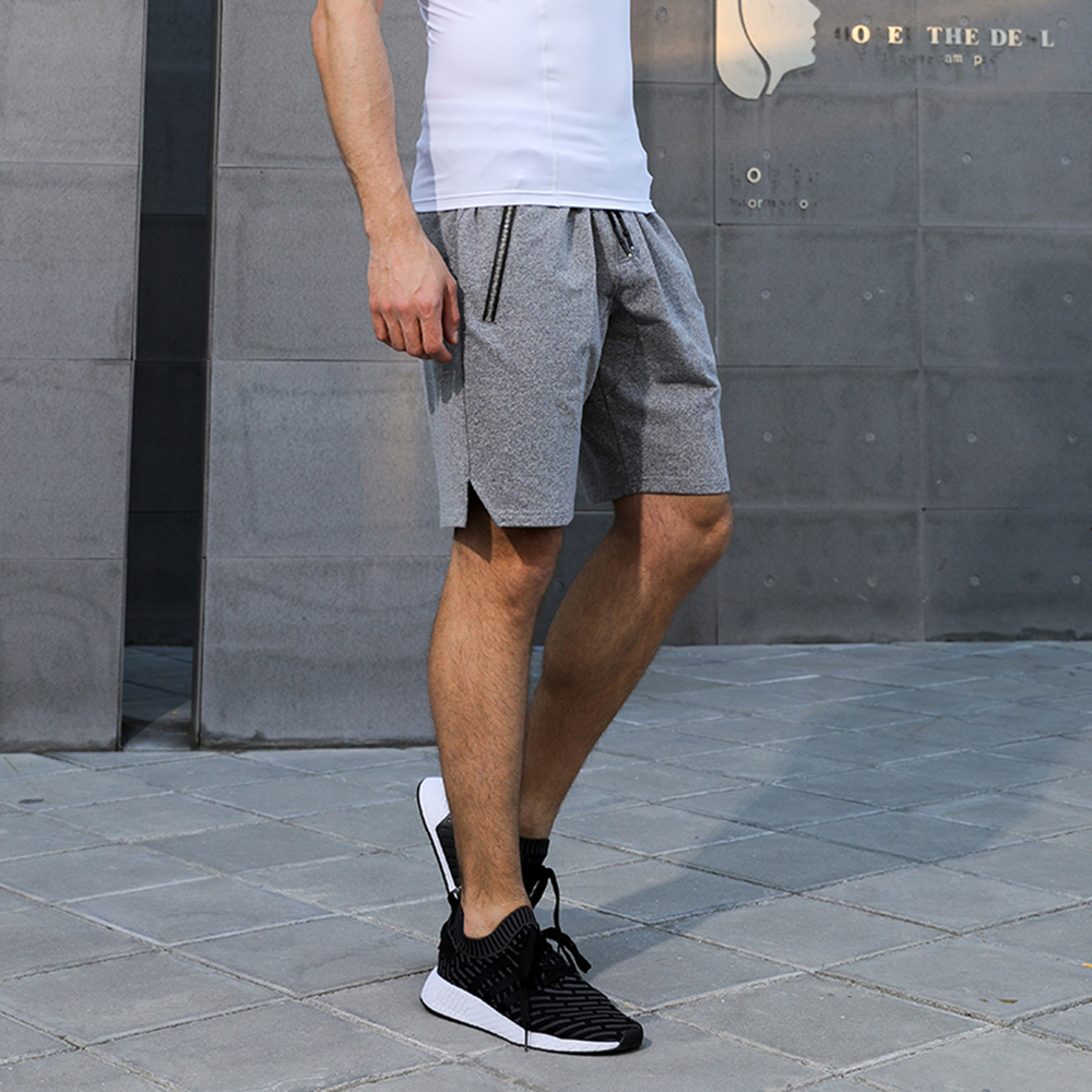Sports Shorts Men Elastic Waist Shorts Made Quick Dry Running Basketball font b Football b font