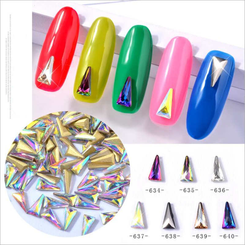 Nail Art Supplies Store: Aliexpress.com : Buy 10psc New Color Snowflake Glitter