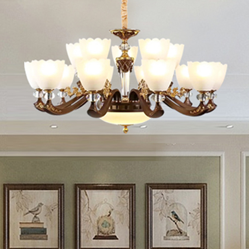 modern lighting fixture chandeliers modern living room bedroom light restaurant cafe chandelier hotel engineering lamp chandelier dome fashion fabric chandelier creative engineering lamps living room hotel club restaurant free shipping