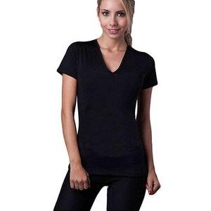 Хит продаж, утягивающий корсет из неопрена для фитнеса, футболка с длинным рукавом для похудения