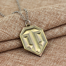 World of Tanks Theme Necklace