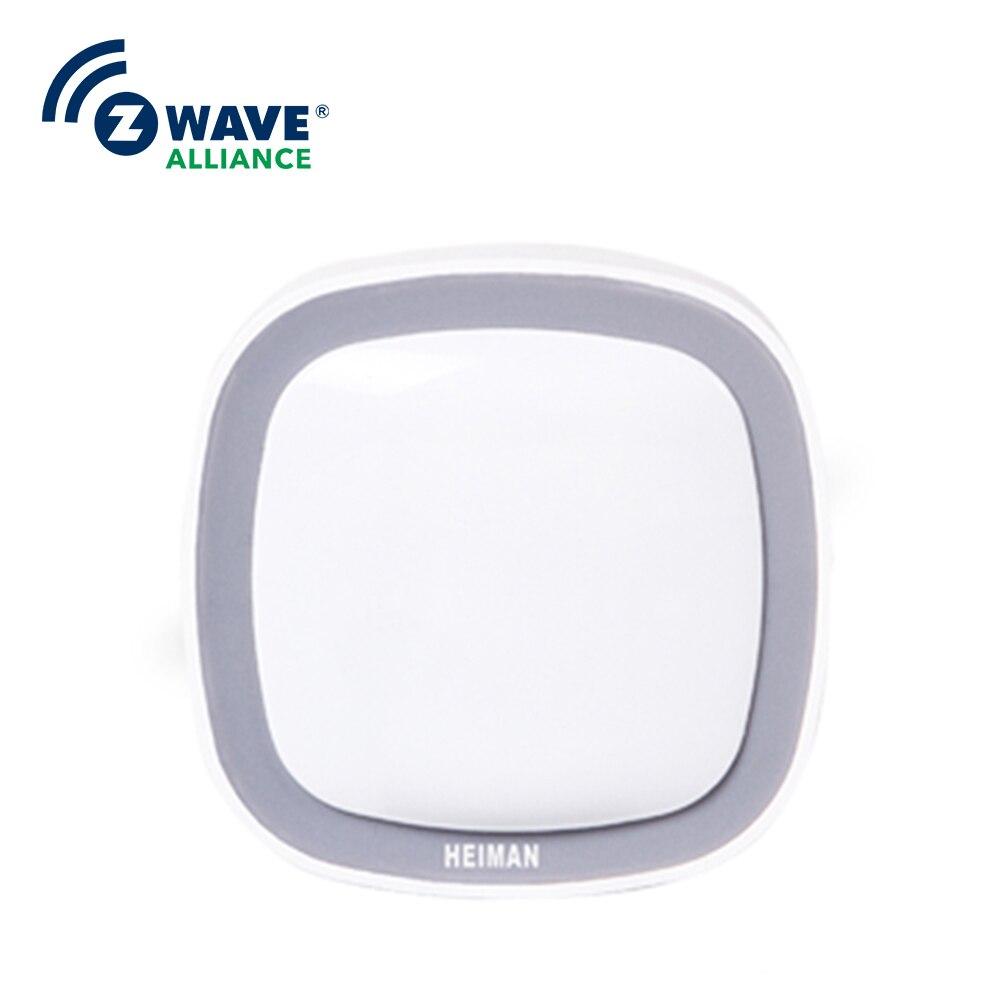 Double détecteur infrarouge passif longue portée étanche système de surveillance domestique intelligent Zwave PIR détecteur de mouvement