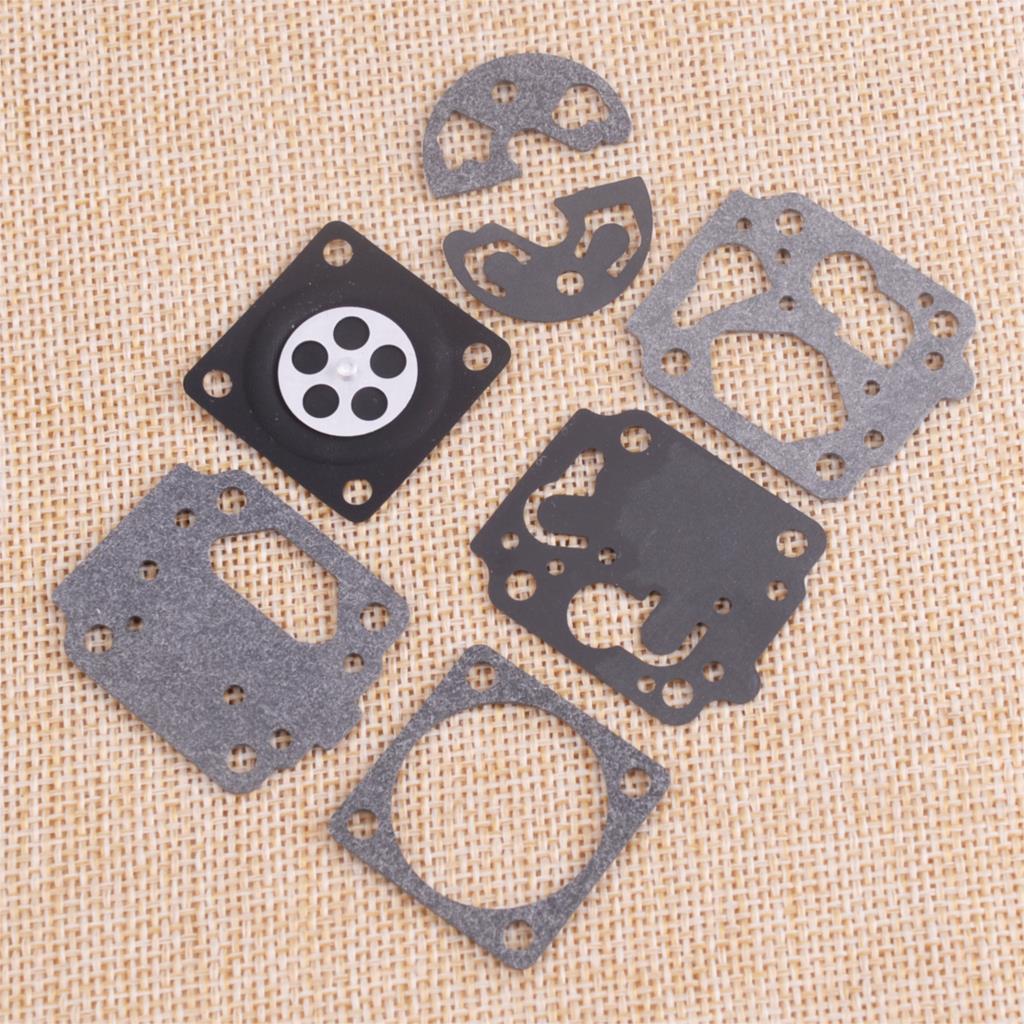 LETAOSK Black Carburetor Repair Kit 99909-163 Fit For Shindaiwa B530 C250 LE250 LE260 T260 T261