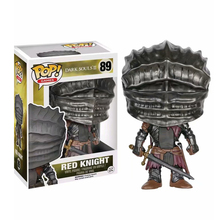 FUNKO POP Game Dark Souls3 RED KNIGHT Vinyl Action Figures Collection Model toys for Children Birthday Gifts