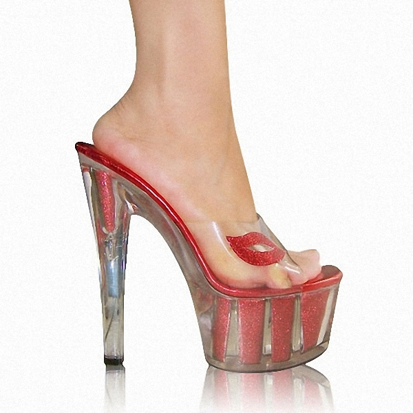Cristal Sandalias Con La Necesaria Reina Cm Tacones De 15 Zapatos Grueso Número Altos 4wSp7Bddq