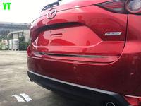 Auto Rear Door Trim Tail Trunk Gate Sticker For Mazda CX 5 2017 2018
