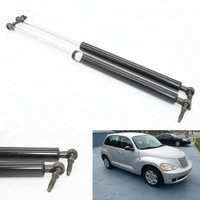 2pcs Rear Liftgate Gas Charged Lift Support Gas Struts For Chrysler PT Cruiser 2001 2008