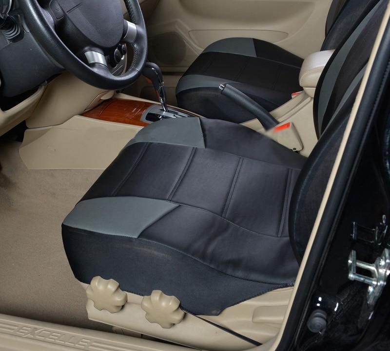 11 stks Classic Man PU Lederen Auto Bekleding Universele Fit SUV ...
