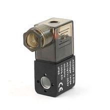 Детали электрической цепи переменного тока 220V 3.5VA 50/60Hz Пневматический электромагнитный клапан катушки 4V210-08 AC/DC 12 V/24 V переменного тока 24 V/36 V/110 V/220 V/380 V