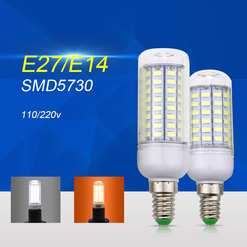 240V E27 LED Corn Bulb E14 230V Ampoule High Lumen Led Lampen 5730 Candle  Replace Halogen Corn Light Luminaria 220V Kitchen Bulb In LED Bulbs U0026 Tubes  From ...