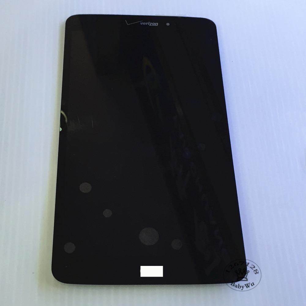 TESTED AAA For LG G Pad 8.3 VK810 Touch Digitizer Screen+LCD Display Assembly Parts Replace Panel