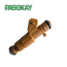 FOR PEUGEOT 306 406 605 806 CITROEN XM XANTIA XSARA SYNERGIE 2.0 16V INJECTOR 1984C4 0280155803 1984.C4 96288914 9628891480 xu7 connecting rod for petrol 16v 1 8l racing engine tuning parts zx citroen xantia citroen xsara 16v 1 8l motor xu7jp4 catalyst