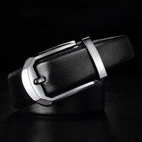 FRALU 2017 Designer Belts Men S Leather Belt Head Leather Buckle Buckle Business Suits Men S