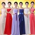 2017 new arrival vestido longo da dama de honra vestidos de mulheres barato sob 50 moda coral vestidos formais para irmãs vestidos de dama de honra mais recente