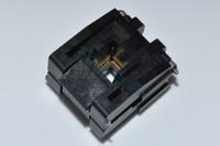 Original YAMAICHI IC test buchse IC test sockeladapter QFP 44 IC51 0444 825|Steckverbinder|Licht & Beleuchtung -