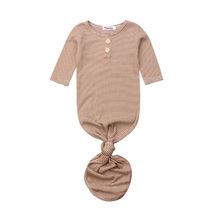 Милое Пеленальное Одеяло для новорожденных; хлопковый спальный мешок для маленьких мальчиков и девочек; одежда