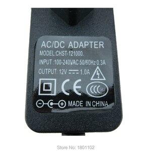 Image 3 - 10 adet başına lot AC 100 240V DC 12V 1A avrupa fiş güç adaptörü şarj güç adaptörü için güvenlik kamerası