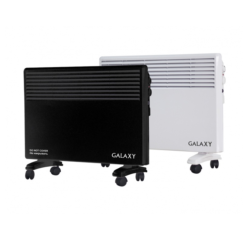 Heater convection Galaxy GL 8227 white массажер galaxy gl 4942 white