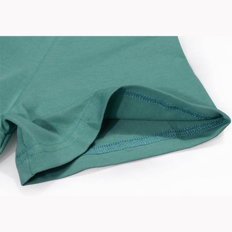 Enjeolon якість 6 кольорів тверді сорочки - Чоловічий одяг - фото 5