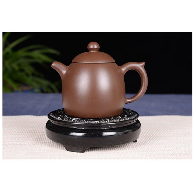 260ml yixing Purple clay egg shape teapot tea Yi Xing Purple Clay Teapot Zi Sha Hu Kungfu tea teapot clay chinese tea set