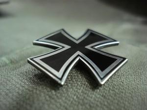 Image 3 - German Iron Cross Pin Badge