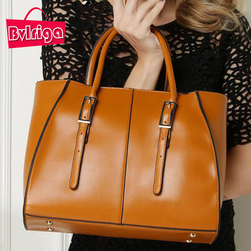 BVLRIGA Luxury handbags women bags designer 2016 women leather handbags brand tote bag dollar price high quality crossbody bags vel vel 03 06 04 02202