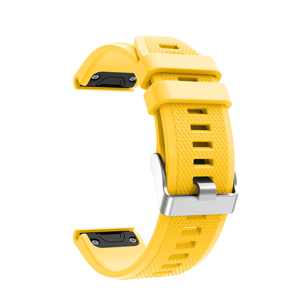 22mm Watch band Quick Release Wriststrap For Garmin Fenix 5 5plus Band Easyfit Watch Wrist Band For Garmin Forerunner 935 Strap in Smart Accessories from Consumer Electronics