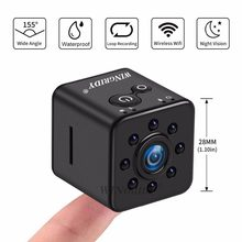 SQ13 Original Mini Kamera WiFi Cam Full HD 1080 P Sport DV Recorder 155 Nachtsicht Kleine Action Kamera Camcorder DVR pk sq12 11(China)