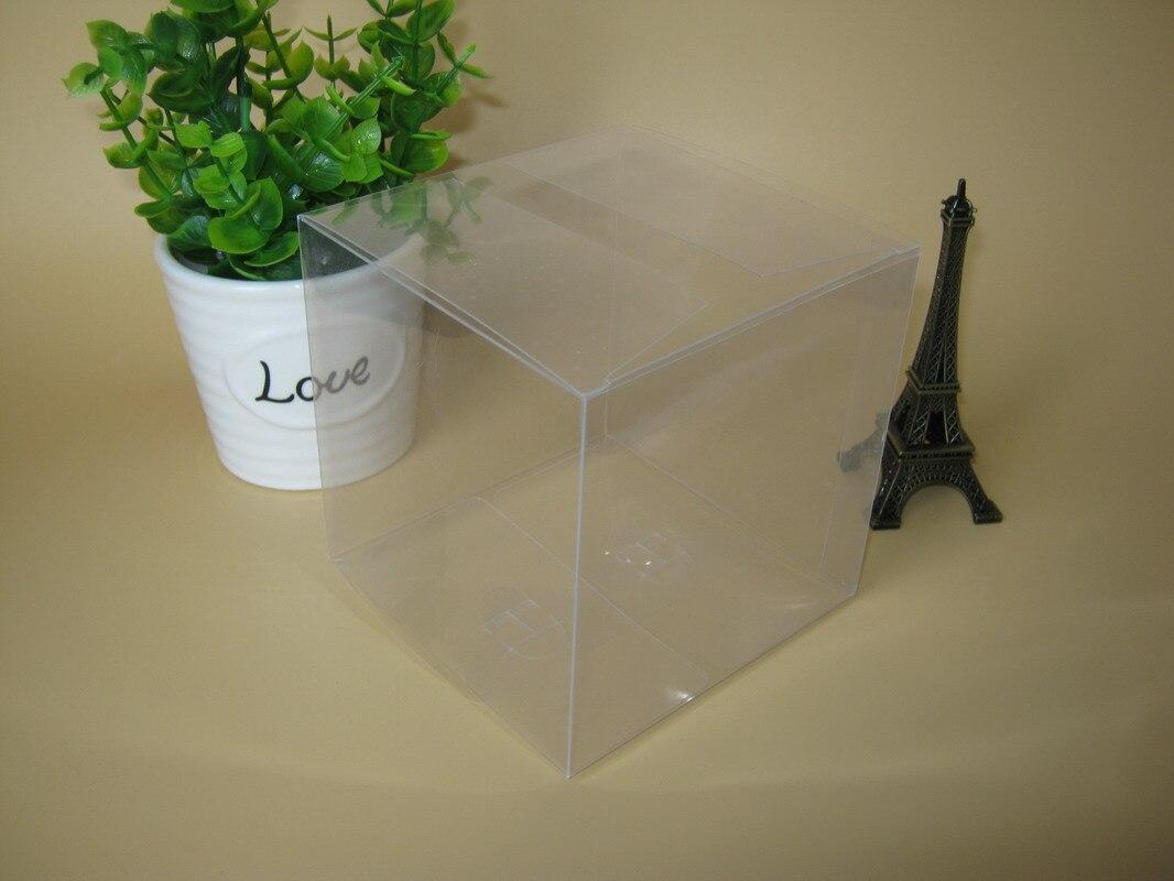 Clear Wedding Favor Boxes Wholesale
