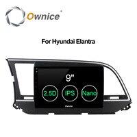 Ownice C500 Octa Core 2DIN Android 6 0 Car Radio Player Gps Navi For Hyundai Elantra