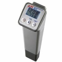 Professional Handheld Waterproof Digital PH Meter Temperature High Accuracy 0 05PH With Replaceable Electrode