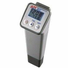 Profesjonalny Przenośny Cyfrowy Miernik pH Zachlapania Temperatury Wysoka Dokładność +/-0.05PH z Wymienną Elektrody