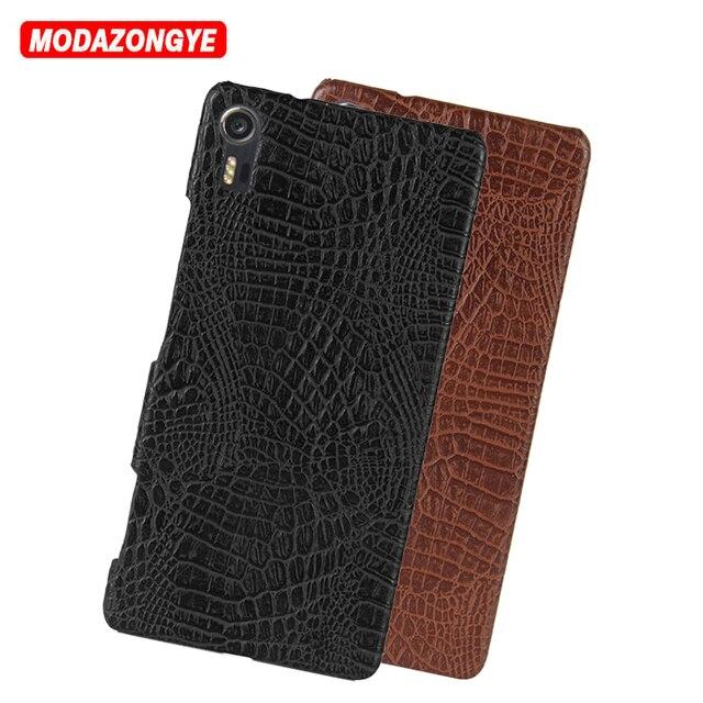 Lenovo Vibe Z90a40 Case Lenovo Z90a40 Case 5.0 Luxury Hard PU Leather Phone Case For Lenovo Vibe Shot Z90a40 Case Back Cover