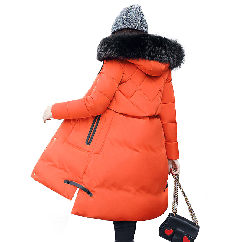 Women Coat Jacket Medium Length Woman Parka With A Hooded Winter  feathers Thick Coat Women  2017 New Winter coats  Hot Sale 2017 new winter women coat jacket medium length warm high quality plaid woman thick hooded fashion brand parka winter coat