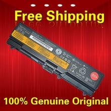 Jigu original-laptop-batterie für lenovo thinkpad edge 14 15 e400 E420 E425 E500 E520 E525 W500 E40 E50 2842 2874 2847
