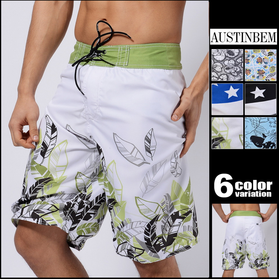 2018 New arrive Mens   Shorts   Surf   Board     Shorts   Summer Sport Beach Homme Bermuda   Short   Pants swim   shorts   Boardshorts 30105