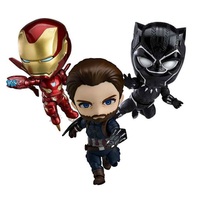 Detail Feedback Questions About Nendoroid Avengers Infinity War